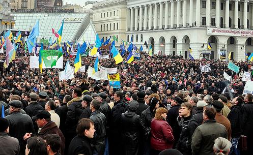 Proteste in der Ukraine, Foto: Ilya Dobrych, CC BY-SA 2.0