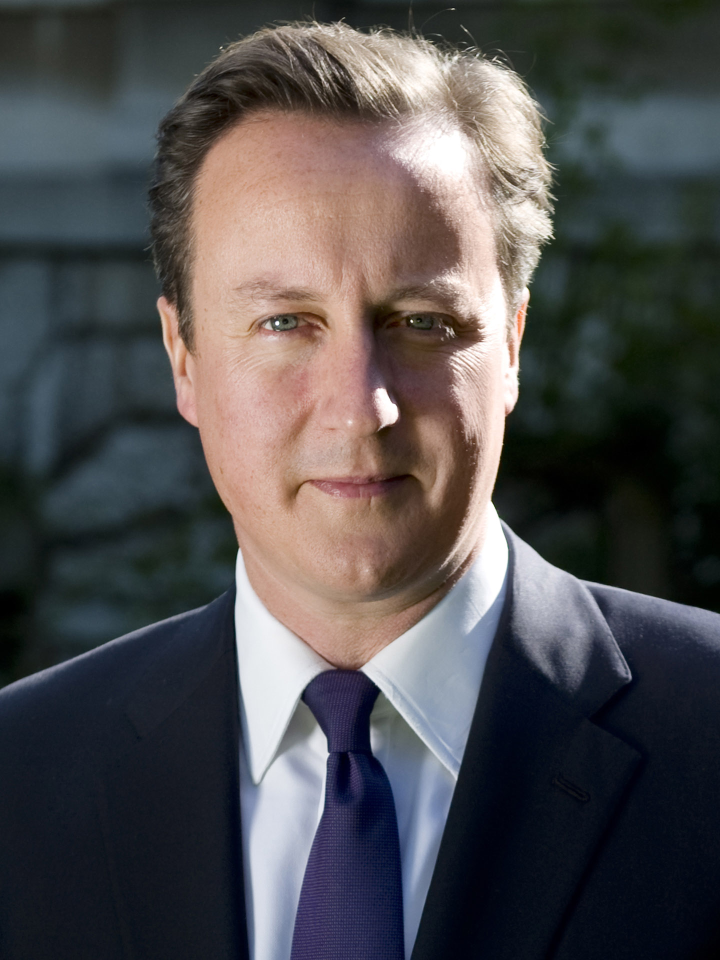 Britischer Premier David Cameron, Foto: http://www.number10.gov.uk, Open Government Licence v2.0