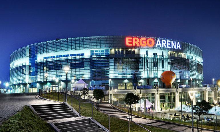 Ergo Arena in Sopot, Polen, Foto: Lisarlena, CC-BY-SA-3.0