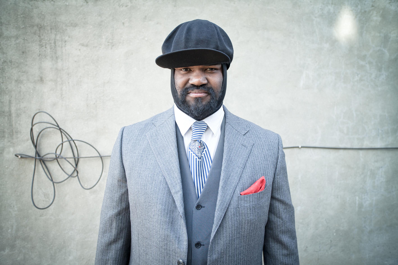 Jazzstar Gregory Porter, Foto: jno