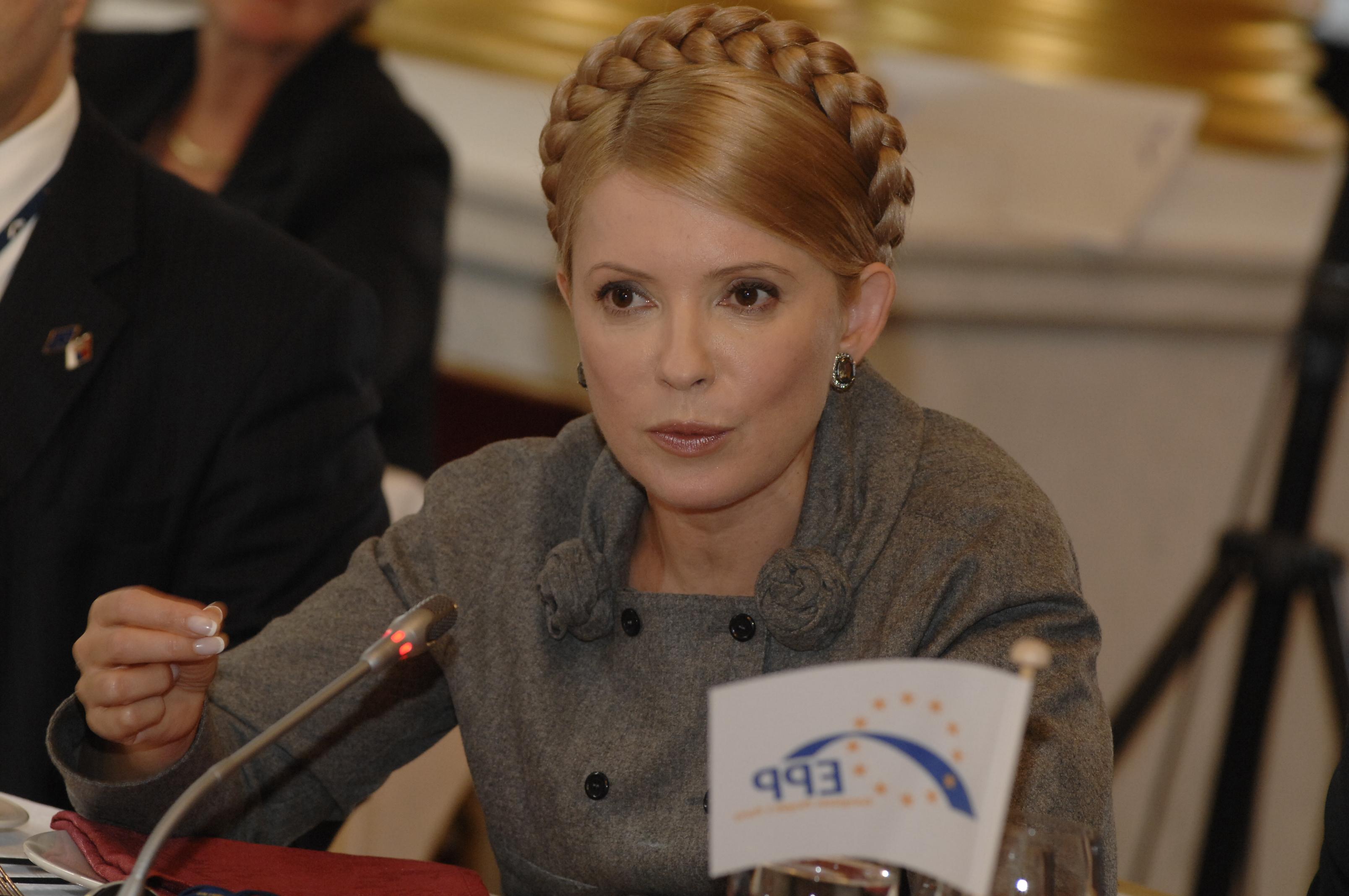 Julia Timoschenko auf dem Kongress der EPP, Foto: European People's Party, CC-BY-2.0