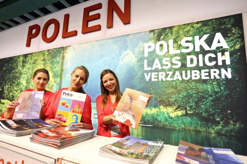 Polen auf der ITB Berlin 2013, Foto: © ITB Berlin