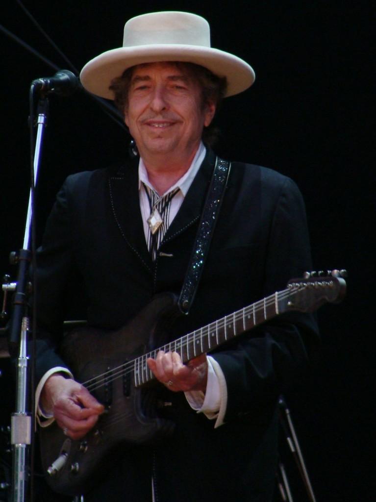 Bob Dylan, Stargast beim Festival der Rock Legenden, Foto:Alberto Cabello, CC-BY-2.0