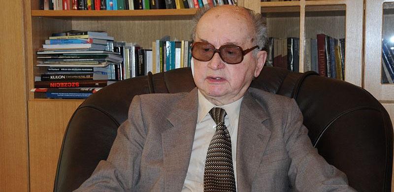 Wojciech Jaruzelski im Jahr 2009, Foto: Xavier Colas, CC BY 2.0
