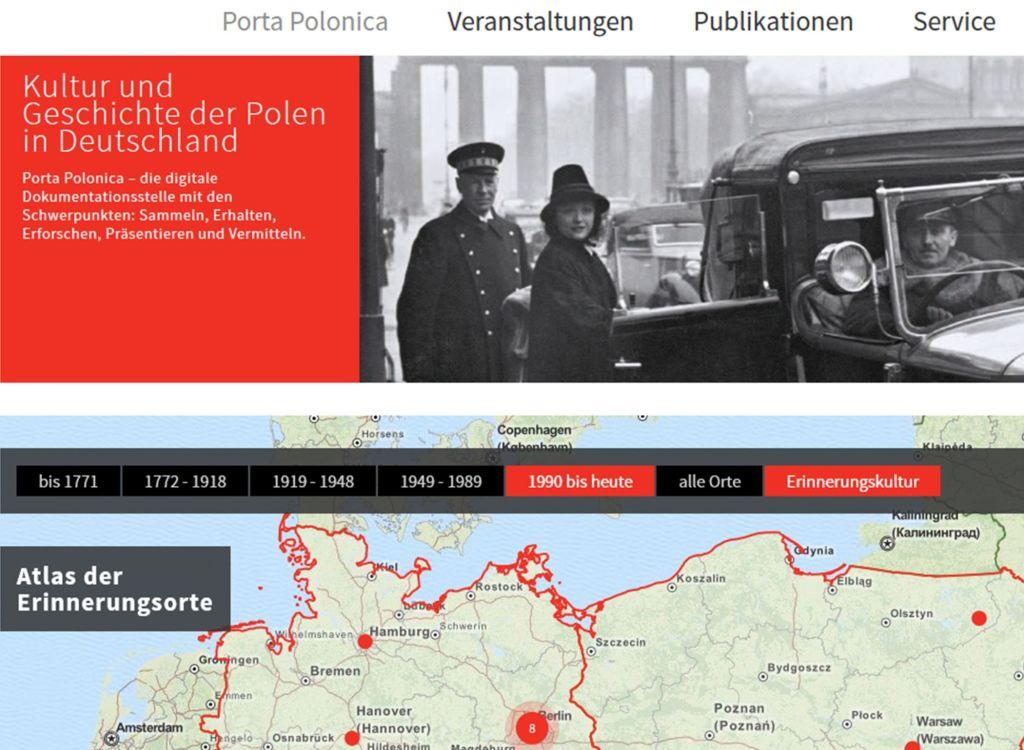 Porta Polonica-Internetportal zur Geschichte der Polen in Deutschland, Foto: www.lwl.org