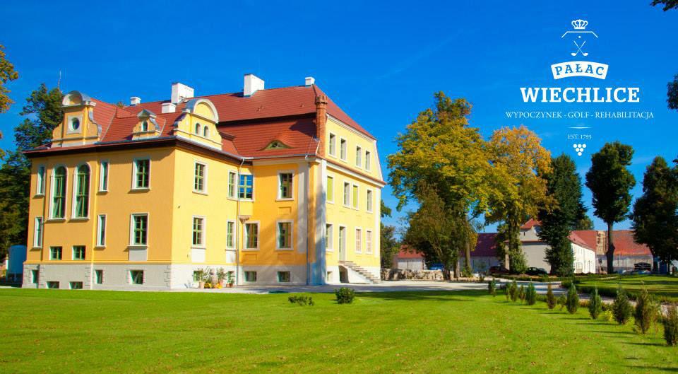 Schlosshotel Wichelsdorf (Palac Wiechlice), Foto: www.palacwiechlice.eu