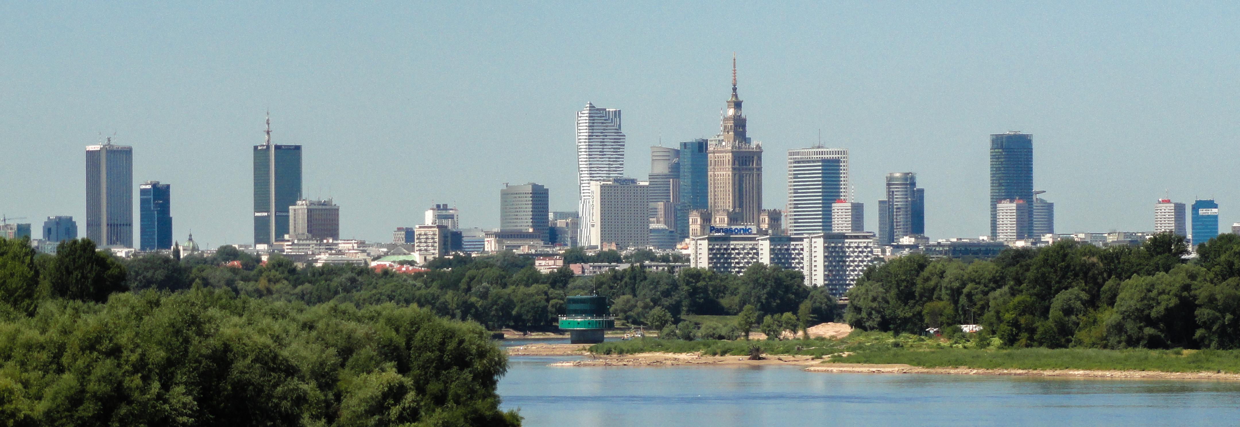 Blick auf Warschau, Foto: Filip Bramorski, CC-BY-SA-2.0