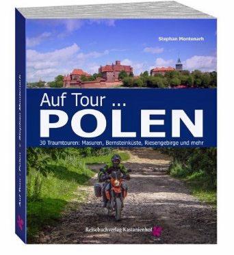 Auf Tour- mit dem Motorrad durch Polen; Foto: Cover Auf Tour…Polen