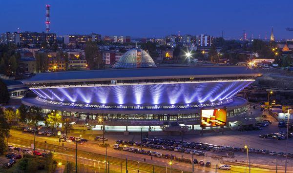 Deutscher Spielort Katowice: Die Untertasse, Foto: © Szymon Polanski, Quelle Poln.Fremdenverkehrsamt