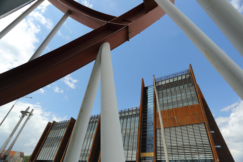 Das neue ECS in Danzig/Gdansk; Foto: Grzegorz Mehring