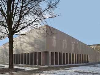 Das neue Centrum Dialogu Prezelomy