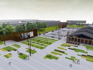 Visualisierung des Centrum Historii Zajezdnia in Breslau, Foto: Materialy prasowe,www.zajezdnia.org