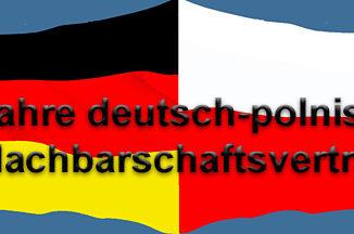 25 Jahre deutsch-polnischer Nachbarschaftsvertrag, Foto: B.Jäger-Dabek