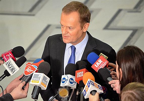 EU-Ratspräsident als Donald Tusk wiedergewählt, Foto: Adrian Grycuk, CC-BY-SA-3.0-PL