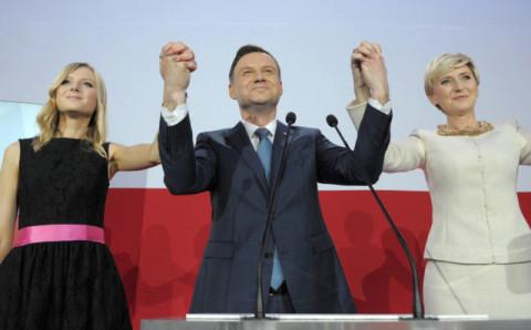 Die Dudas - Polens Präsidentenfamilie
