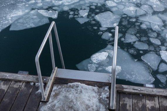 Eisbaden Trend in Polen