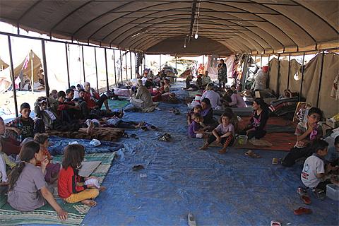 Yezidische Flüchtlinge, Foto: DFID - UK Department for International Development, CC BY 2.0