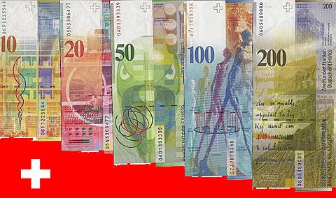 Foto: Teure Schweizer Franken-Kredite in Polen; Schweizerische Nationalbank, PD Switzerland (Official documents) Franken.jpg