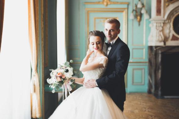 Hochzeit im Schloss in Polen