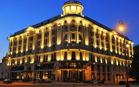 Hotel Bristol – Der Hotelmarkt in Warschau boomt, Foto: Cezary p, GFDL
