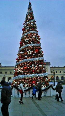 Weihnachtsmarkt in Krakau, Foto: (c) R.Seweryn