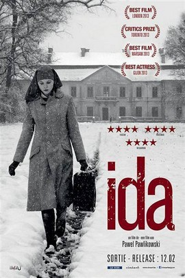 "Foto: Poster zum Film ""Ida"""