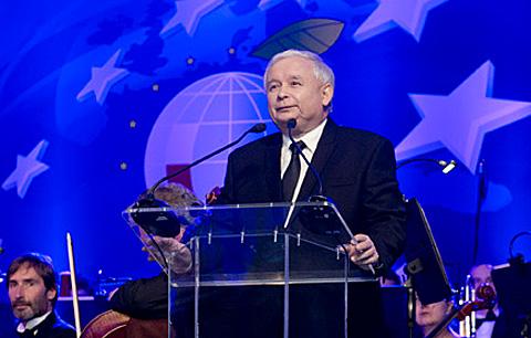 Jaroslaw Kaczynski, der starke Mann der PiS