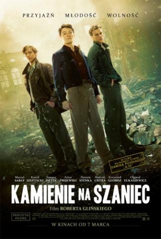 Kamienie na Szaniec, Polnisches Filmplakat, Foto © Monolith Films