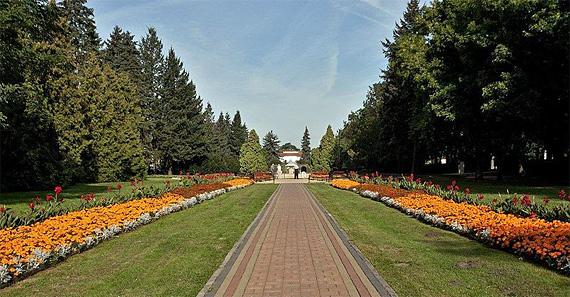 Kurpark in Ciechocinek, Foto: Danuta B./Fotopolska.eu, CC-BY-SA-3.0