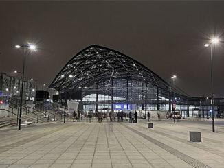 Lodz Fabryczna, Polens schönster Bahnhof, Foto: ?ukasz Rymaszewski, CC BY-SA 4.0