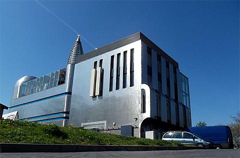 Sitz der Islamischen Liga und Zentrum der Islamischen Kultur in Warschau