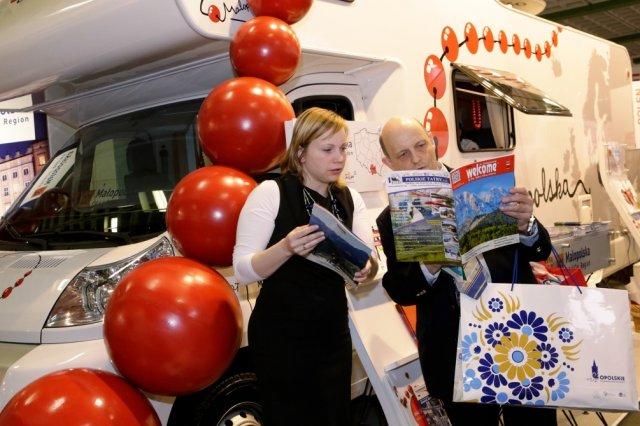 Polen auf der Tourrismusmesse ITB