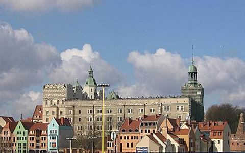 Schloss der Pommerschen Herzöge in Stettin, Foto: Pa3Widzi, CC-BY-SA-3.0