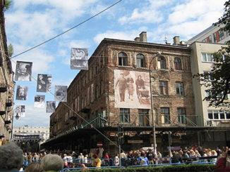 Isaac Singer Festival Warschau, Foto: Radeks, publik domain