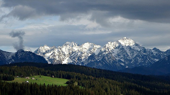 Die Hohe Tatra (Tatry) lässt sich mit dem Auto gut erreichen. Foto: pixabay @ DzidekLasek , CC0