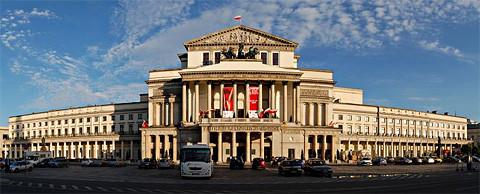 Teatr Wielki in Warschau,