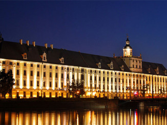 Universität Breslau / Wroclaw, Foto, Foto: JacobJ, GFDL