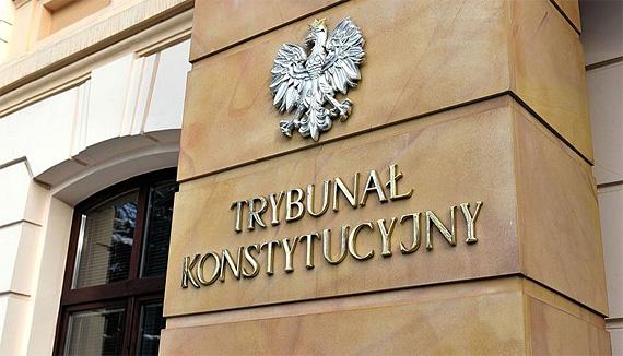 Polens Verfassungsgerichtshof in Warschau