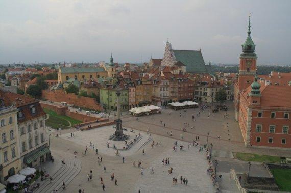 Warschauer Altstadt Kindergartenplätze knapp
