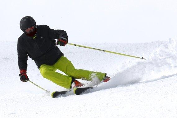 Beliebte Wintersportarten Polen