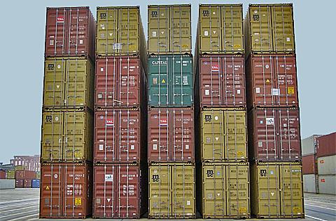 Außenhandel: Von Polen in die Welt, Foto: Andrzej Otrebski, CC BY-SA 3.0