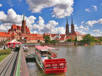 Wroclaw (Breslau) beliebtestes Städteziel 2016, Foto: Edward Dudek, CC-BY-SA 4.0