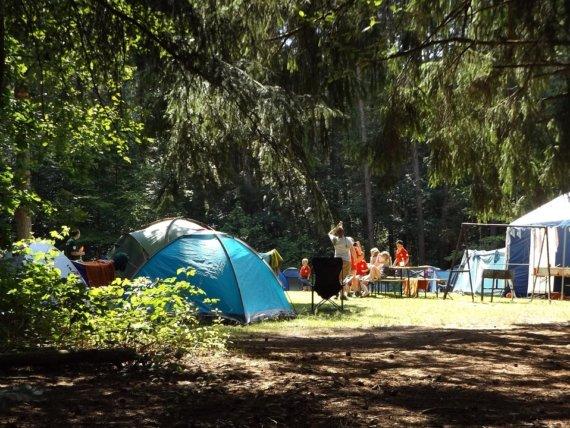Camping Urlaub in Polen
