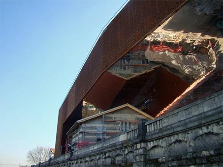 Das neu Kulturzentrum Crikoteka in Krakow, Foto: ©www.news.cricoteka.pl