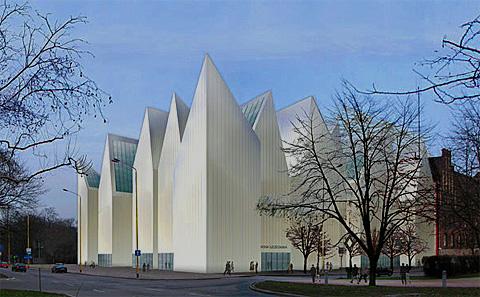 Preiswürdig: Stettiner Philharmonie, Foto: UMSzczecin, CC-BY-SA-4.0,3.0,2.5,2.0,1.0
