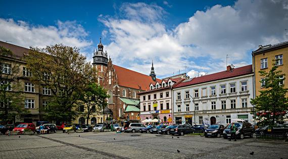 Städtetrip nach Krakau Polen mit dem Auto, pixabay.com, CC0