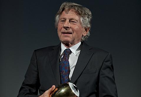 Der polnische Filmregisseur Roman Polanski