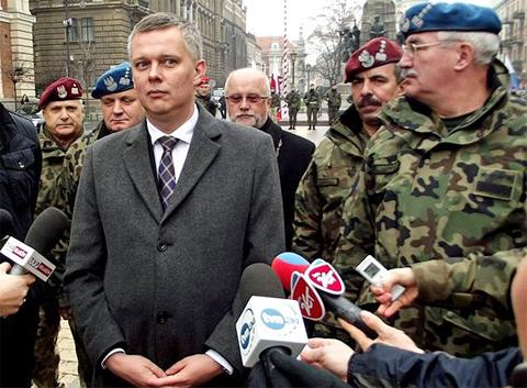 Polens Verteidigungsminister Siemoniak: Truppen in den Osten, Foto: Piotr Drabik, cc-by-2.0