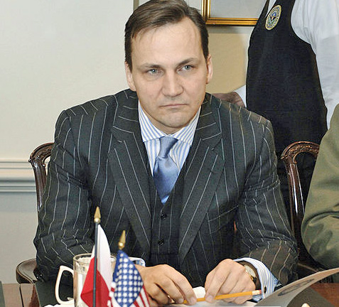 Polens Ex-Außenminister Radek Sikorski, Foto: Helene C. Stikkel, gemeinfrei