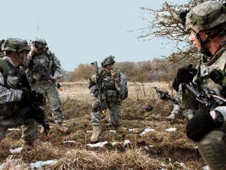 US-Truppen sollen in Polen die NATO-Ostflanke sichern, Foto: United States Army, CC-PD-Mark, PD US Government